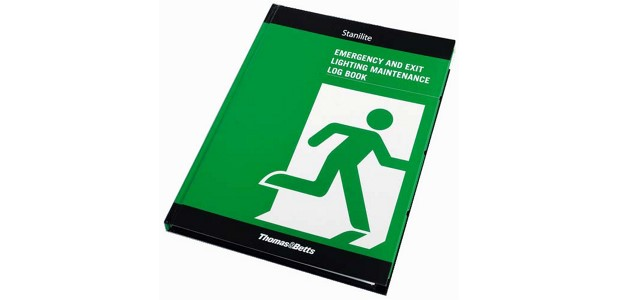 Strategic Fire Solutions Emergency & Exit Lighting Book
