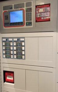 Fire Indicator Panel 1