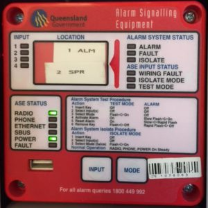 Fire Alarms & Warning Systems - Fire Indicator Panel 2