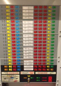 Fire Indicator Panel 3