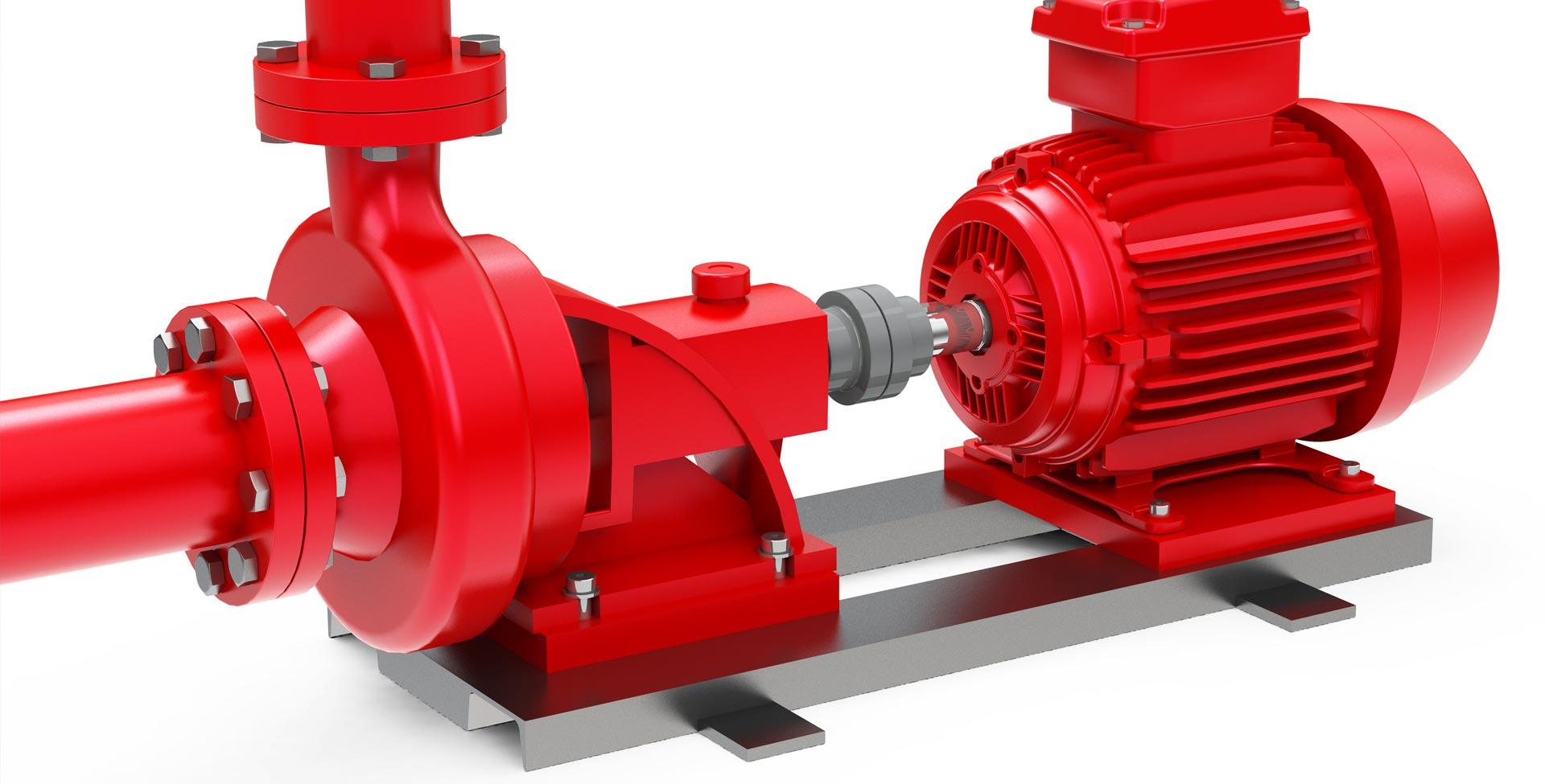 Fire Pumps & Tanks | Strategic Fire Solutions | Brisbane Fire Protection